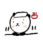 イベントパンダさん(個別スタンプ:37)