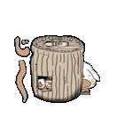 クレープロール犬(個別スタンプ:02)