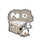 クレープロール犬(個別スタンプ:03)