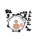 クレープロール犬(個別スタンプ:10)