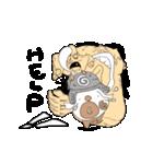 クレープロール犬(個別スタンプ:18)