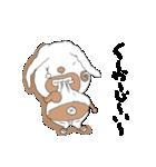 クレープロール犬(個別スタンプ:22)