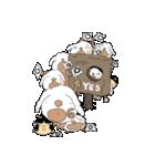 クレープロール犬(個別スタンプ:26)