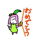 ごりらっぷる -gorilla apple-(個別スタンプ:30)