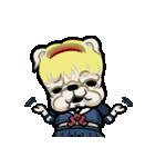 女子高生・犬田ブル子(個別スタンプ:02)