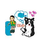 NO.1が好きな僕の犬(個別スタンプ:36)