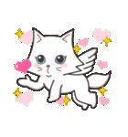 ペルシャ猫こゆき(寒い日常会話)(個別スタンプ:02)