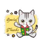 ペルシャ猫こゆき(寒い日常会話)(個別スタンプ:10)