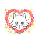ペルシャ猫こゆき(寒い日常会話)(個別スタンプ:12)