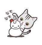 ペルシャ猫こゆき(寒い日常会話)(個別スタンプ:16)