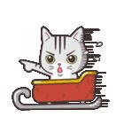 ペルシャ猫こゆき(寒い日常会話)(個別スタンプ:20)