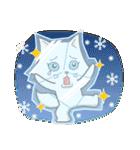 ペルシャ猫こゆき(寒い日常会話)(個別スタンプ:29)