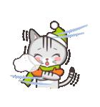 ペルシャ猫こゆき(寒い日常会話)(個別スタンプ:34)