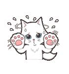 ペルシャ猫こゆき(寒い日常会話)(個別スタンプ:37)