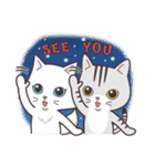 ペルシャ猫こゆき(寒い日常会話)(個別スタンプ:40)