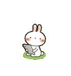 New ふんわり&むぎゅー!(個別スタンプ:14)