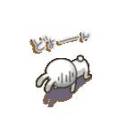New ふんわり&むぎゅー!(個別スタンプ:22)