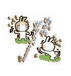 New ふんわり&むぎゅー!(個別スタンプ:30)