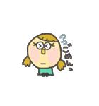 こぴっとがーる&ぼーい(個別スタンプ:03)
