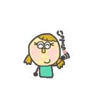 こぴっとがーる&ぼーい(個別スタンプ:13)