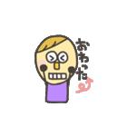 こぴっとがーる&ぼーい(個別スタンプ:35)