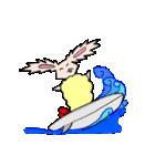 うさぎの天ぷら(個別スタンプ:05)