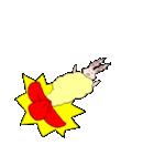 うさぎの天ぷら(個別スタンプ:08)