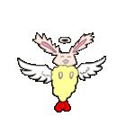 うさぎの天ぷら(個別スタンプ:09)