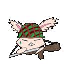 うさぎの天ぷら(個別スタンプ:21)