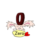 うさぎの天ぷら(個別スタンプ:23)