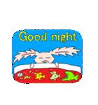 うさぎの天ぷら(個別スタンプ:34)