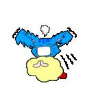 うさぎの天ぷら(個別スタンプ:40)
