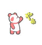 カラフルパンダ!(個別スタンプ:02)