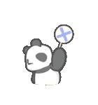 カラフルパンダ!(個別スタンプ:04)