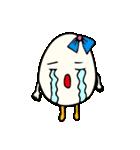 女子たまごちゃん(個別スタンプ:14)