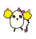 女子たまごちゃん(個別スタンプ:27)