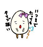 女子たまごちゃん(個別スタンプ:31)