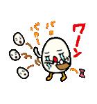 女子たまごちゃん(個別スタンプ:38)