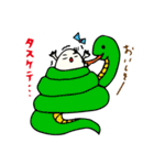 女子たまごちゃん(個別スタンプ:39)