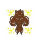 筋肉の妖精・ぷろていん(個別スタンプ:38)