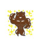 筋肉の妖精・ぷろていん(個別スタンプ:40)