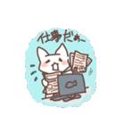 ライブの好きなこねこちゃん(個別スタンプ:07)