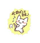 ライブの好きなこねこちゃん(個別スタンプ:09)