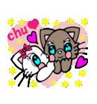 Lovely Cat Vol.2 おしゃまなペルシャ猫(個別スタンプ:07)