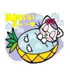 Lovely Cat Vol.2 おしゃまなペルシャ猫(個別スタンプ:26)