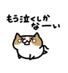 ゆるいネコ(個別スタンプ:07)