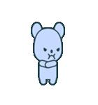 nervous bear ~no.1~(個別スタンプ:03)