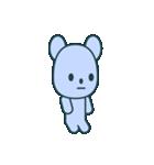 nervous bear ~no.1~(個別スタンプ:04)