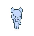 nervous bear ~no.1~(個別スタンプ:06)