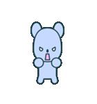 nervous bear ~no.1~(個別スタンプ:07)